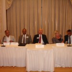 Event panel of Supplier Diversity Executives and Entrepeneurs